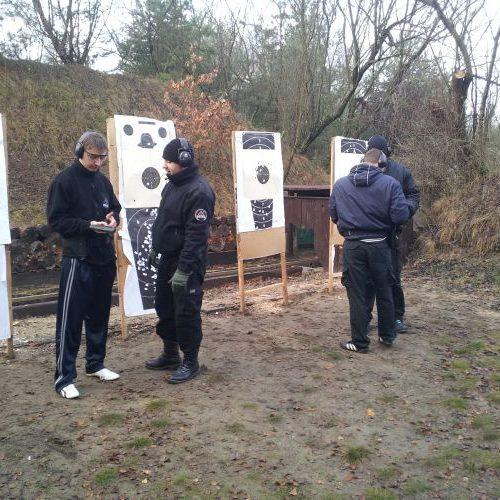 Strzelanie Toruń – 23 listopad 2014