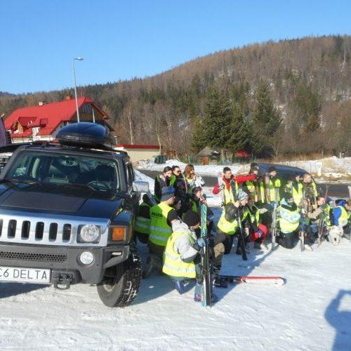 Obóz narciarski – Karpacz 2015 r.