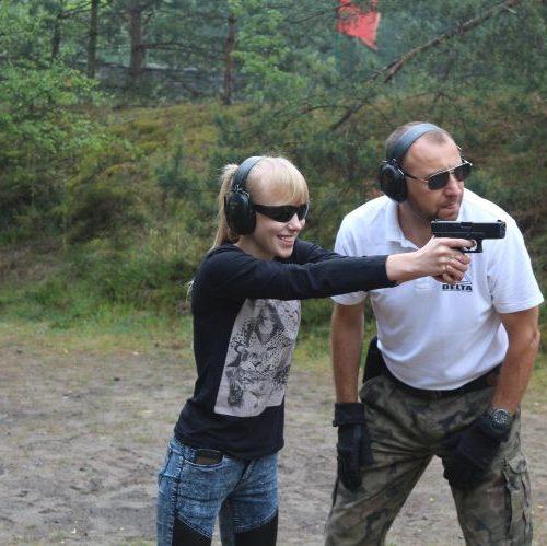Zajęcia z wyszkolenia strzeleckiego