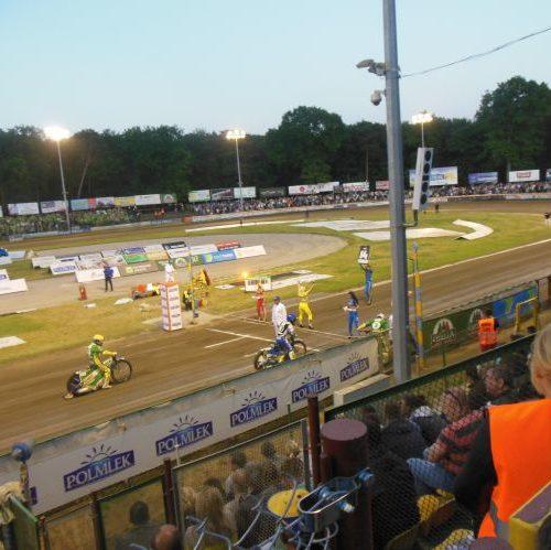 Zabezpieczenie meczu Speedway Ekstraligi – czerwiec 2015