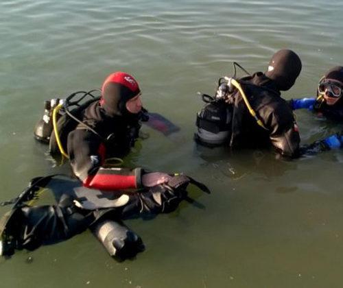 """Szkolenie z nurkowania """"DELTA"""" 2015"""
