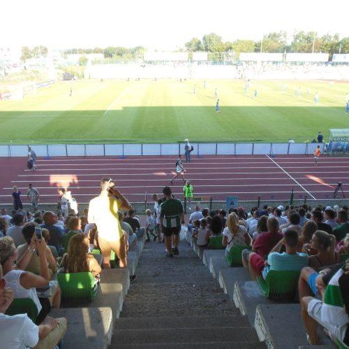 Zabezpieczenie meczu w Toruniu