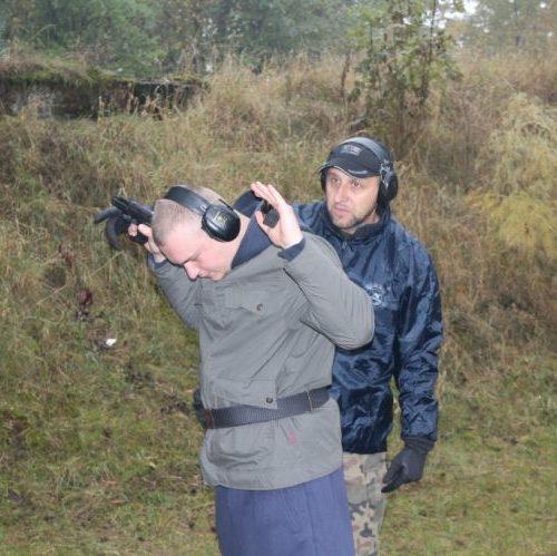Wyszkolenie strzeleckie