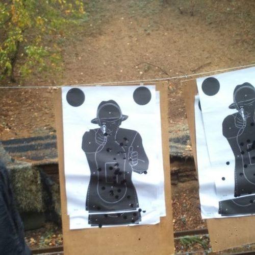 Wyszkolenie strzeleckie – Konin 10-2015