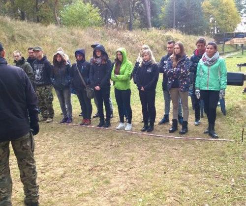 """Wyszkolenie strzeleckie Gniezno """"DELTA"""" 2015"""