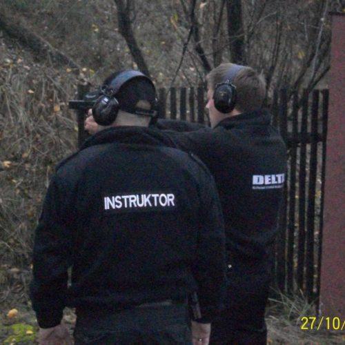 Strzelania programowe z broni palnej w Toruniu