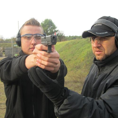 Strzelanie programowe dla słuchaczu I semestru – Włocławek 2013