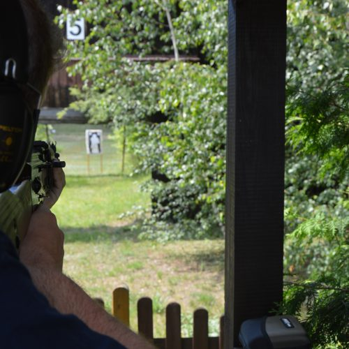 Szkolenie strzeleckie (kompleksowe) przygotowujące do zdania egzaminu państwowego na dopuszczenie do pracy z bronią w ochronie