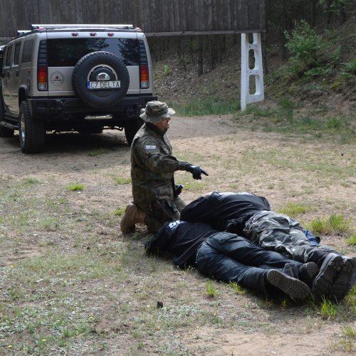 Kurs doskonalący kwalifikowanych pracowników ochrony