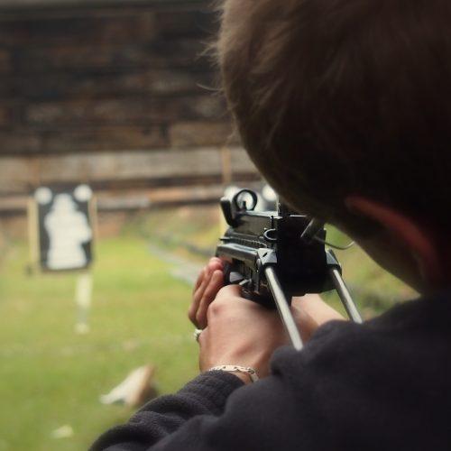 Szkolenie strzeleckie bojowe