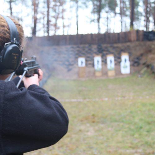 Strzelania programowe Gniezno – listopad 2016