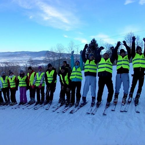 Obóz narciarski Karpacz 2017
