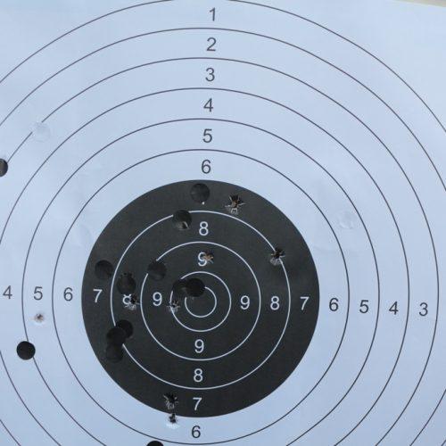 """Strzelania dla słuchaczy ESSO """"DELTA"""" w Grudziądzu – maj 2017"""