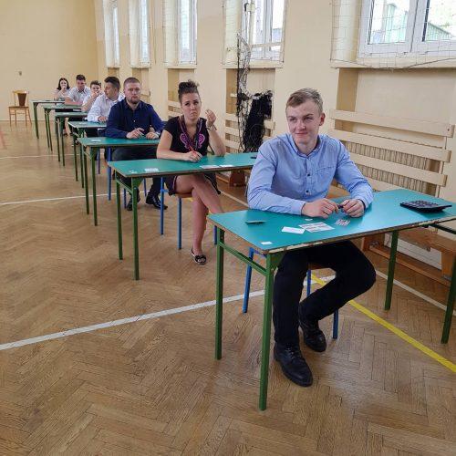 Egzamin zawodowy – Włocławek 2017