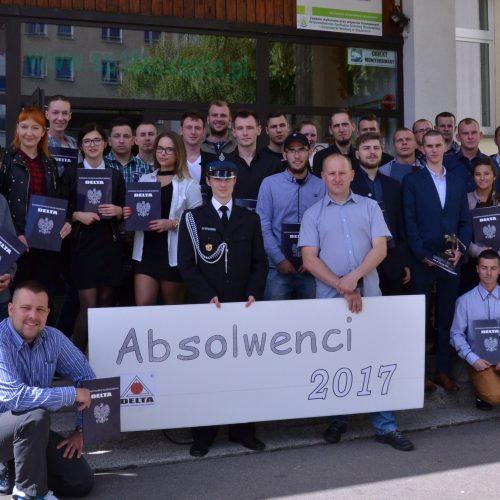 Uroczyste wręczenie świadectw – Koszalin 2017