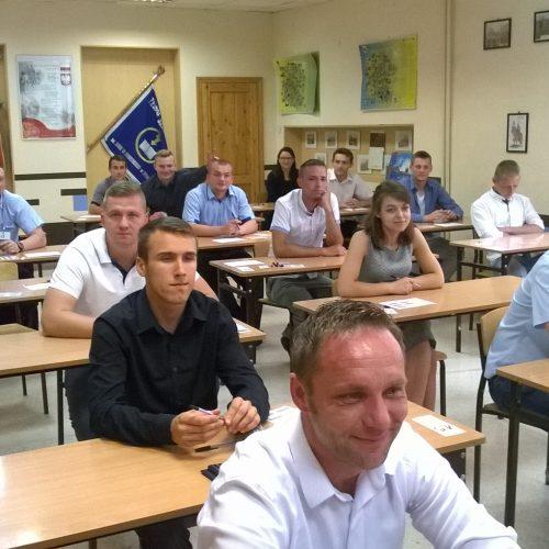 Egzamin zawodowy – Bydgoszcz i Inowrocław 2017