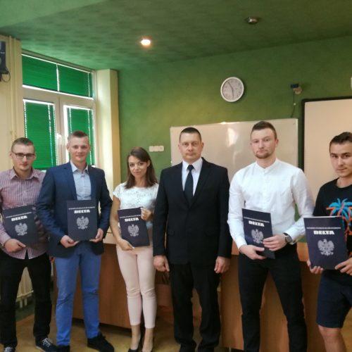 Uroczyste wręczenie świadectw - Bydgoszcz 2017