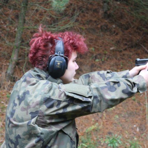 """strzelania programowe dla słuchaczy ESSO """"DELTA"""" w Koninie – listopad 2017"""