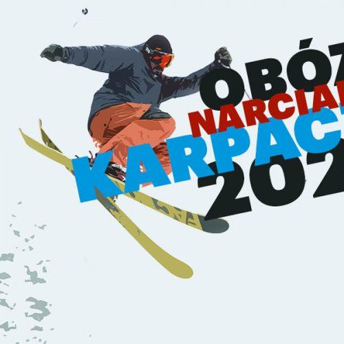 Obóz narciarski Karpacz 2020